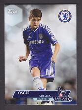 Chelsea Base # 120 Oscar Topps Premier Gold 2013