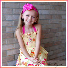 BonEful RTS NEW Boutique Girl 5 6 7 8 10 Flower L Dress Hello Kitty Plus Set Lot