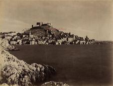 CROATIE Šibenik Sebenico Vintage Albumine ca 1890