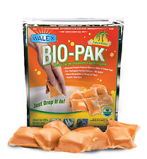 BIO-PAK 10 TROPICAL drop-in sachets / Cassette / Holding Tank Toilet Chemical