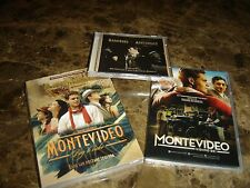 Montevideo set [Both movies + Soundtrack] (2x DVD + CD)