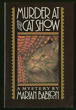 Marian BABSON / Murder at the Cat Show 1972