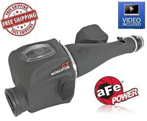 aFe Power Momentum Air Intake System w/ Pro Dry For 16-19 Toyota Tacoma 3.5L V6