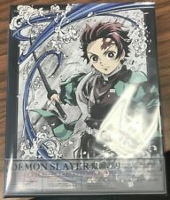 Demon Slayer Vol 1 LE Brand NEW Kimetsu no Yaiba Aniplex English 1-13 Bluray box