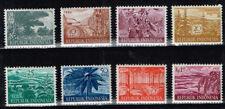NL1358-1359.Indonesië 1960. Postfrisse serie 268-275 en Vellen van vier(262-267)