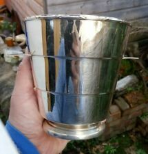 Silver Plated Arthur Price Art Deco Style SIlver Plated Ice Bucket