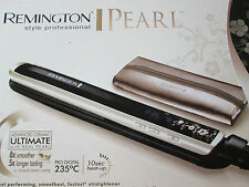Haarglätter Remington S9500 Pearl  LCD Anzeige OVP Professional