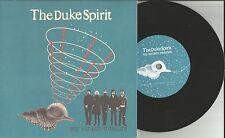 DUKE SPIRIT My Sunken Treasure w/ Sovereign LIVE KCRW UK 7 INCH Vinyl USA Seller