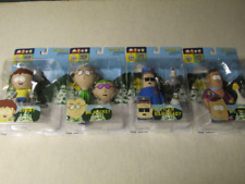 South Park 2004 Mirage Series 4 Action Figure Lot of 4 Toy Comedy Central