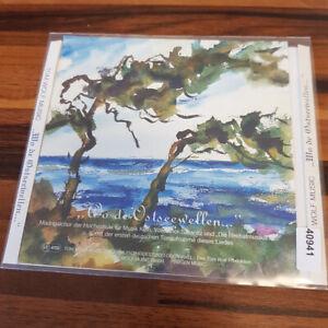 WO DIE OSTSEEWELLEN:     > VG+ (CD)