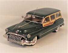 CONQUEST 1950 BUICK SUPER ESTATE WAGON - CON 73 GREEN