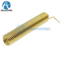 2PCS 315MHz HPD215T-A-315 Helical Antenna 2.15dBi 27mm For Remote Contorl