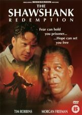 The Shawshank Redemption DVD (2001) NEW