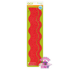 Accuquilt GO! Fabric Cutting Die Rick Rack Quilting Sewing 55056