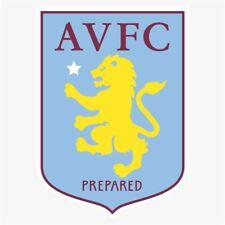 Aston Villa  #1 UEFA DieCut Vinyl Decal Sticker Buy 1 Get 2 FREE