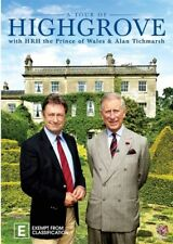 A Tour Of Highgrove With HRH The Prince Of Wales & Alan Titchmarsh (DVD, 2013)