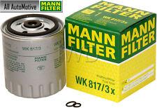 Fuel Filter (Diesel) fits Mercedes 190D 300D 350SD E300 MANN WK817/3X 6010901652