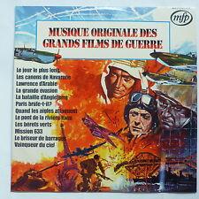 BO Film OST Musique originale des grands films de guerre MFP 5171F