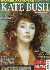 RECORD COLLECTOR Presents KATE BUSH (NEW)*Post included to UK/Europe/USA