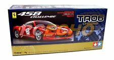 Tamiya EP RC Car 1/10 Ferrari 458 Challenge Ta06 Chassis 4wd Racing Car 58563