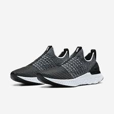 Nike React Phantom Run Flyknit 2 Black/White/Gray Mens Running Shoes 2020 NEW