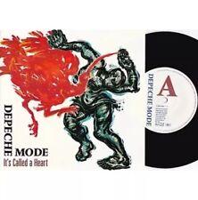 "Depeche Mode - It's Called A Heart - 7"" Single - Mute Records BONG9"