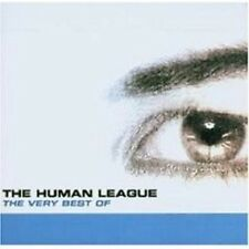 "HUMAN LEAGUE ""THE VERY BEST OF"" 2 CD NEUWARE"