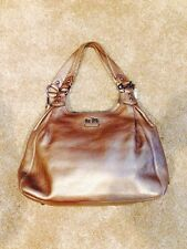 Coach Madison Maggie Handbag Gold Style 14313