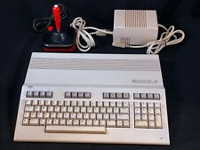 Commodore 128 Computer - Cleaned & Tested All Modes - w/ Power Supply and More!