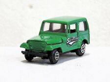 WELLY #3333 Diecast JEEP SUNRAY No box Very good condition