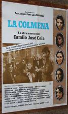 Used - Cartel de Cine  LA COLMENA  Vintage Movie Film Poster - Usado