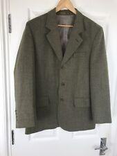 Mens Beige Jacket Blazer Size L
