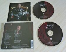 2 CD ALBUM MA LIBERTE DE CHANTER LIVE ACOUSTIC FLORENT PAGNY 26 TITRES 2012