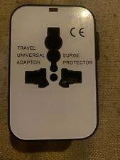 Universal Travel Adapter Wall Charger AC Power Plug Dual USB Ports USA EU UK AUS