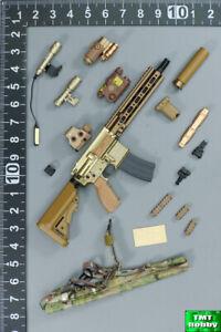 1:6 Scale ES 26040C Special Mission Unit Part XI QRF - 416 Assault Rifle Set