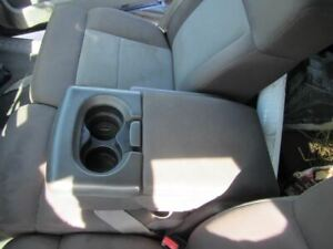 2004-2008 Ford F150 Front Center Bench Seat 40/20/40 Cloth Gray