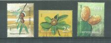 CYPRUS STAMPS COMPLETE SET FRUITS 2006 MNH