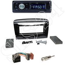 Caliber rmd021 + Lancia Ypsilon 846 a partir de 06/2011 1-din diafragma piano + ISO-adaptador