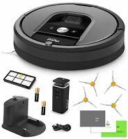 iRobot Roomba 960 Robot Vacuum  Extra Dual Mode Virtual Wall Barrier
