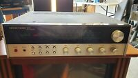 Vintage Harmon Kardon 430 Twin Powered Stereo Receiver WORKING
