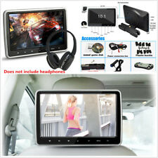 """10.1"""" TFT LCD Car Headrest DVD Game Player With Remote Control& USB/SD/HDMI Port"""