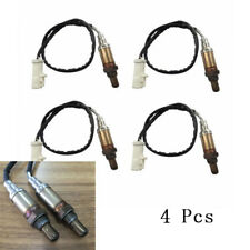 4X O2 Oxygen Sensor Front Rear Down/Upstream Fit For Ford Mercury Lincoln Mazda