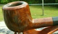 Savory Curzon Pipe Made In London England Vintage Estate Find