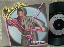 Colonel Abrams - Trapped  45 + Picture Sleeve soul funk
