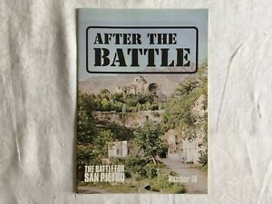 After the Battle Number 18 The Battle for San Pietro (Magazine)