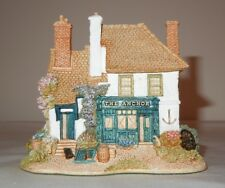"""Lilliput Lane - """"The Anchor"""" L2011 with Original Box & Deed - Mint Condition"""