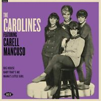 "THE CAROLINES  ""BIG BEAT c/w 1. BABY THAT'S ME 2. MAMA'S LITTLE GIRL"" 60's BEAT"