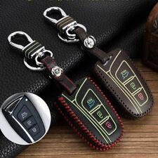 leather key case for HYUNDAI IX45 EQUUS Grand SantaFe Genesis