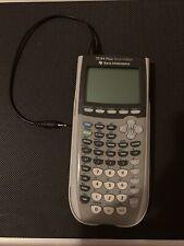 ti 84 plus graphing calculator silver edition