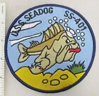 US NAVY USS SEADOG SS-401 SUBMARINE PATCH Made for Veterans After WW2